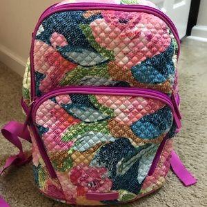 Vera Bradley Hadley Backpack Superbloom